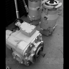 Гидростатическая трансмісія ГСТ-90