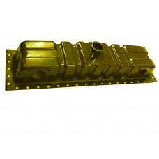 Бак радіатора Т-150 верхній (латунь)