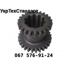 Шестерня КПП Т-16 ведомая 5 и 6 передач