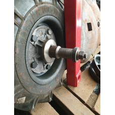 КРН колесо опорне без стійки в зборі