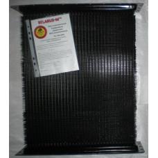 Сердцевина радиатора МТЗ алюминиевая 4 ряд  Бренд TM  Belarus -M